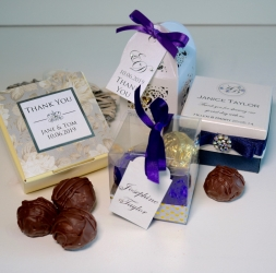 Chocolate Truffle Favours